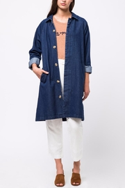 Movint Button Down Single Coat - Product Mini Image