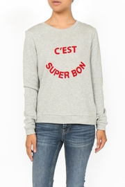 Movint C'est Super Bon Sweatshirt - Product Mini Image