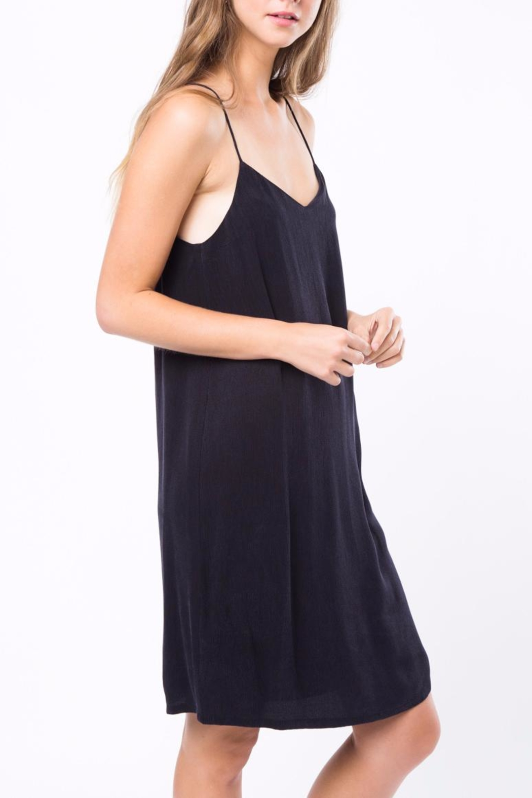 Movint Cami Long Dress - Side Cropped Image