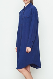 Movint Classic Shirt Dress - Front full body