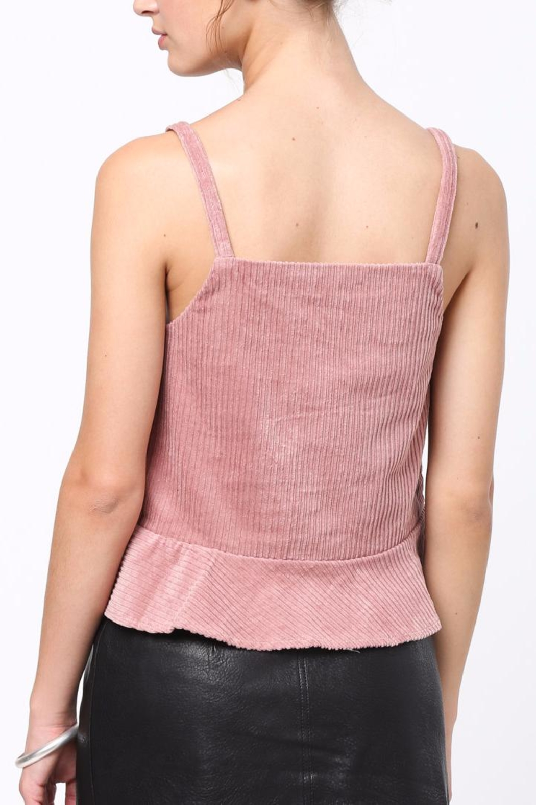 Movint Corduroy Cami - Front Full Image