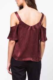 Movint Cold-Shoulder Cami Top - Front full body