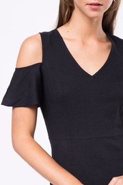 Movint Cold Shoulder Dress - Back cropped