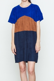 Movint Color Block Dress - Product Mini Image