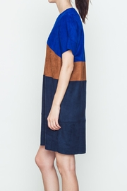Movint Color Block Dress - Front full body