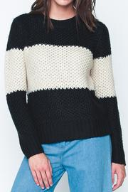 Movint Color Block Sweater - Product Mini Image