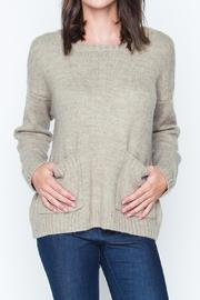 Movint Comfy Pocket Sweater - Front full body