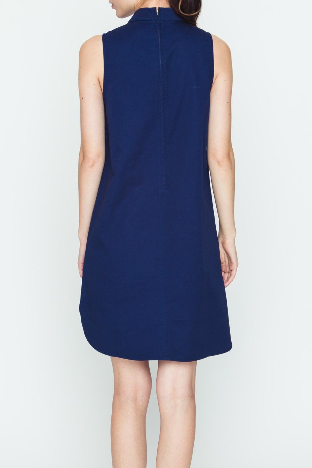 Movint Contemporary Dress - Side Cropped Image