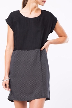 Shoptiques Product: Contrast Blocked Dress