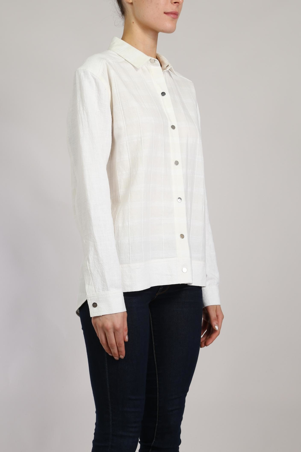 Movint Contrast Hunter Top - Front Full Image