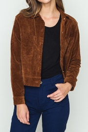 Movint Corduroy Jacket - Product Mini Image