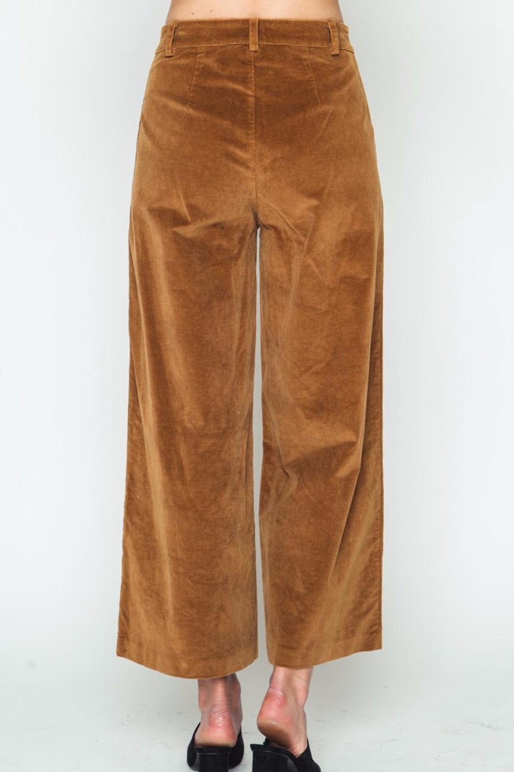 Movint Corduroy Pants - Side Cropped Image