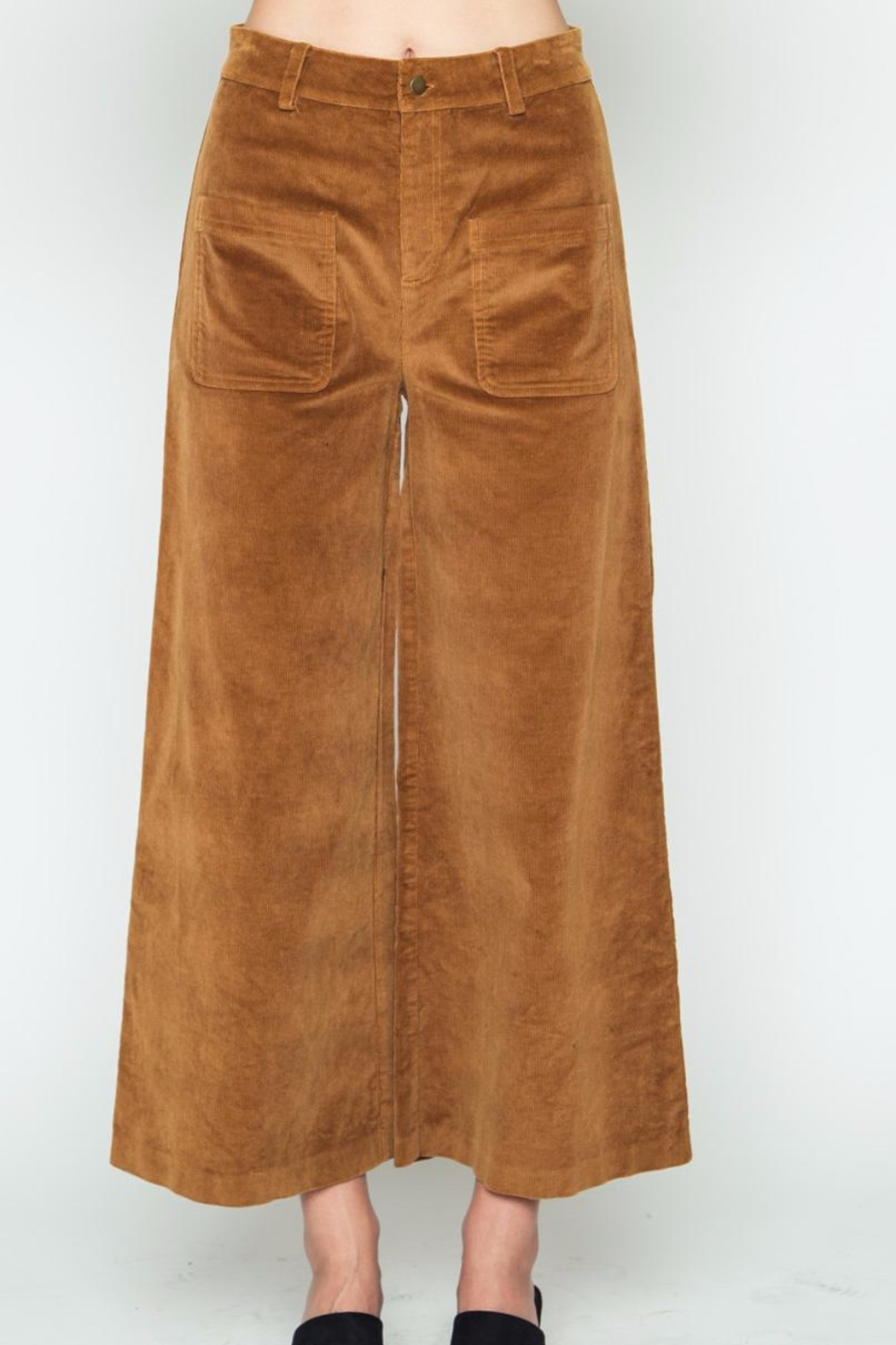 Movint Corduroy Pants - Front Cropped Image