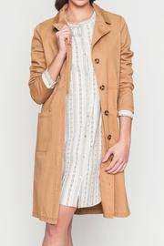 Movint Cotton Trench Coat - Product Mini Image