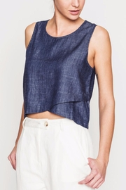 Movint Cropped Tank Top - Product Mini Image