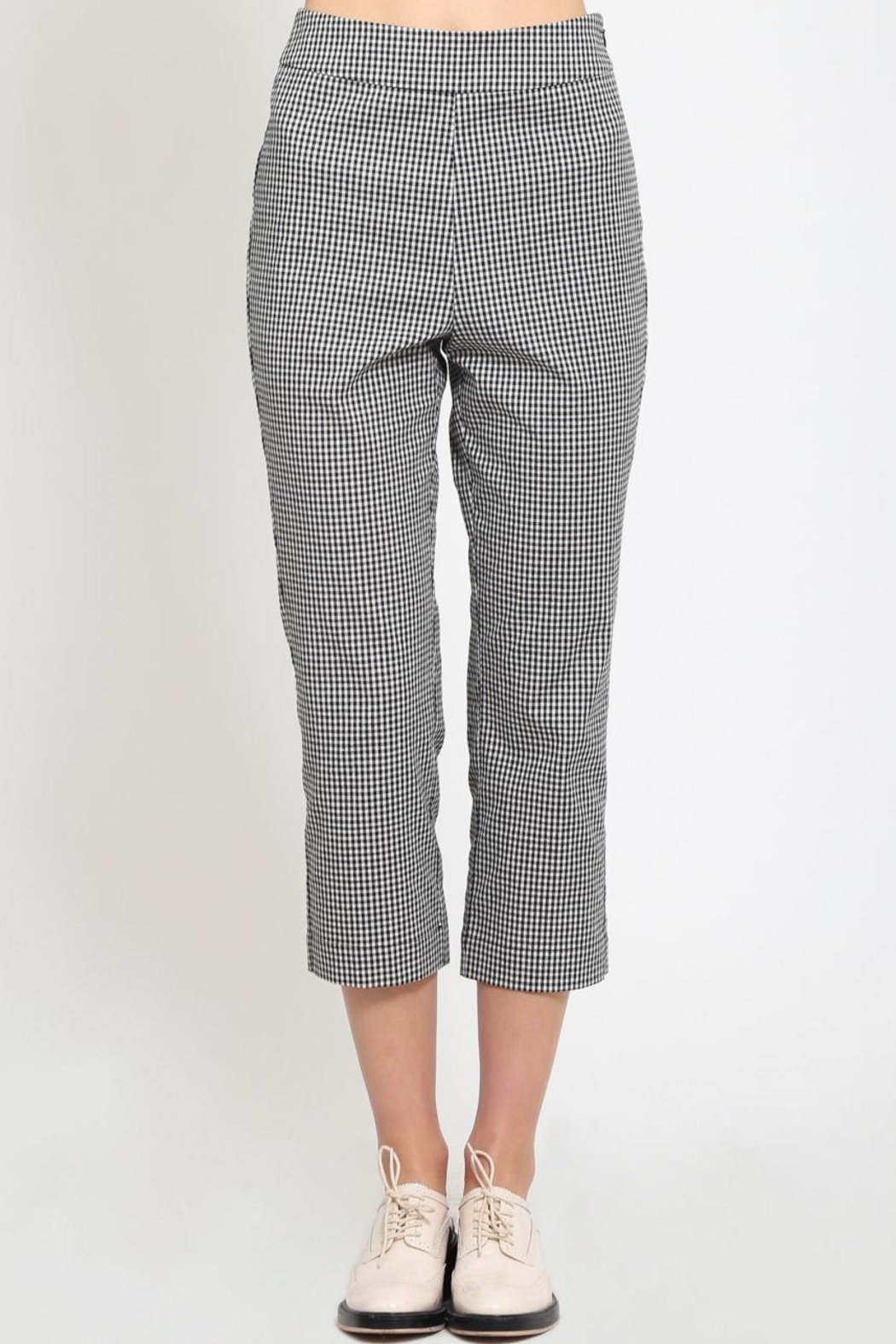 Movint Cropped Trousers - Main Image