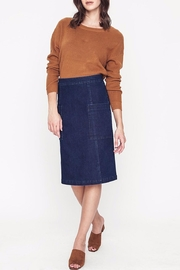 Movint Denim Pocket Skirt - Product Mini Image