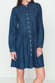 Movint Denim Shirtdress - Product Mini Image