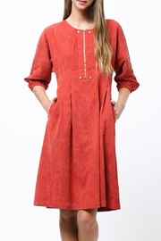 Movint Dolman Sleeve Dress - Product Mini Image