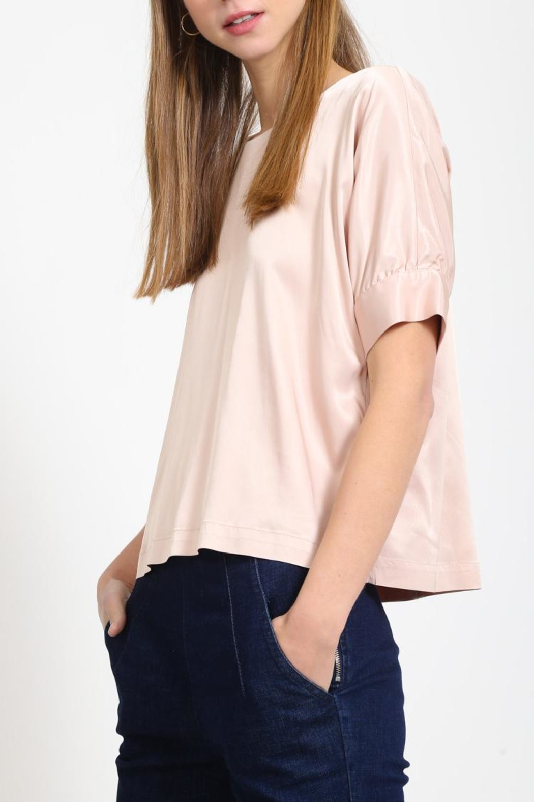 Movint Dolman Sleeve Top - Front Full Image