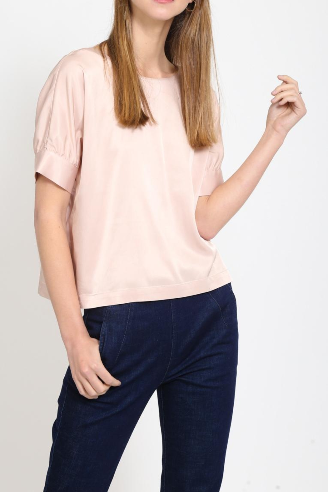 Movint Dolman Sleeve Top - Main Image