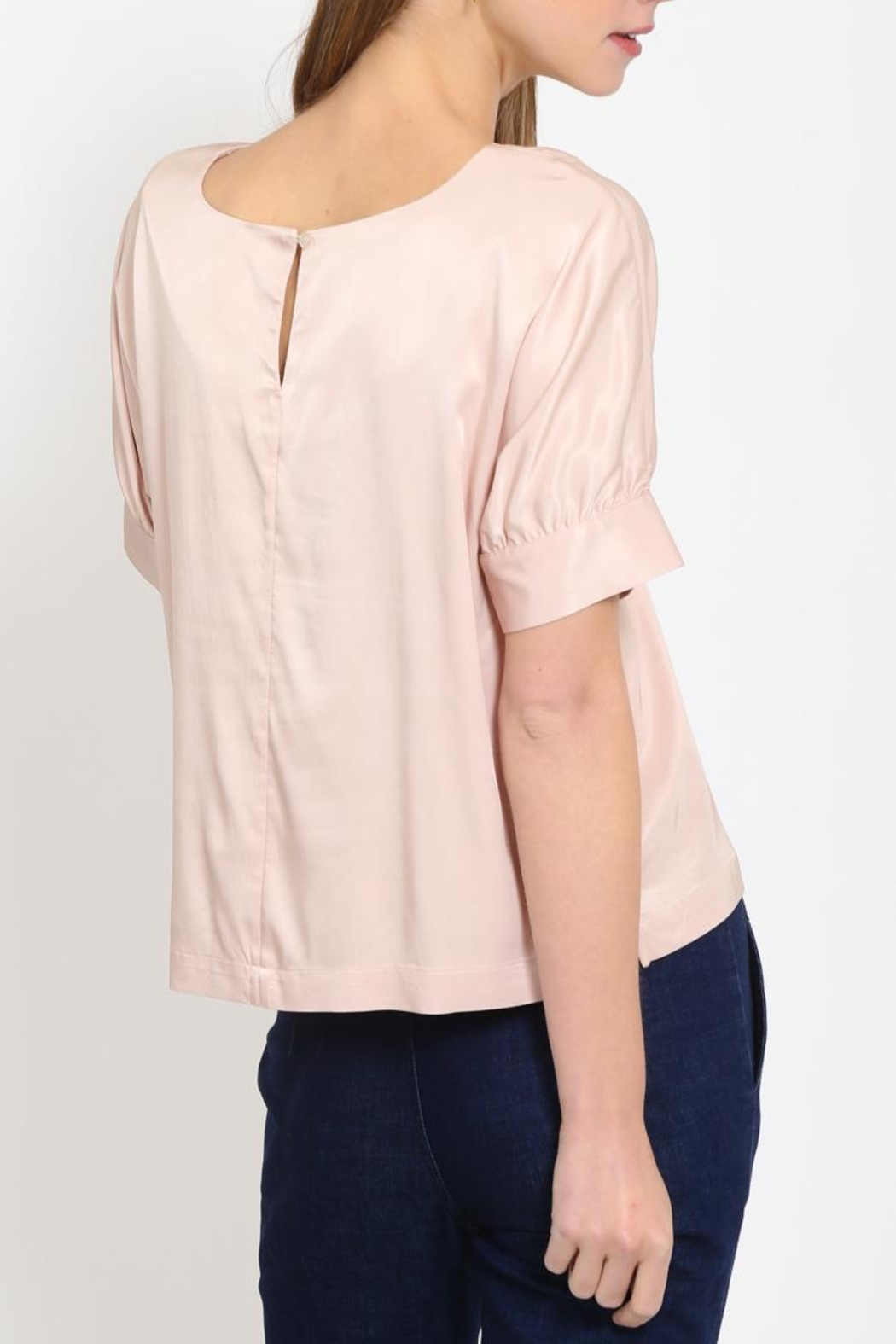 Movint Dolman Sleeve Top - Side Cropped Image