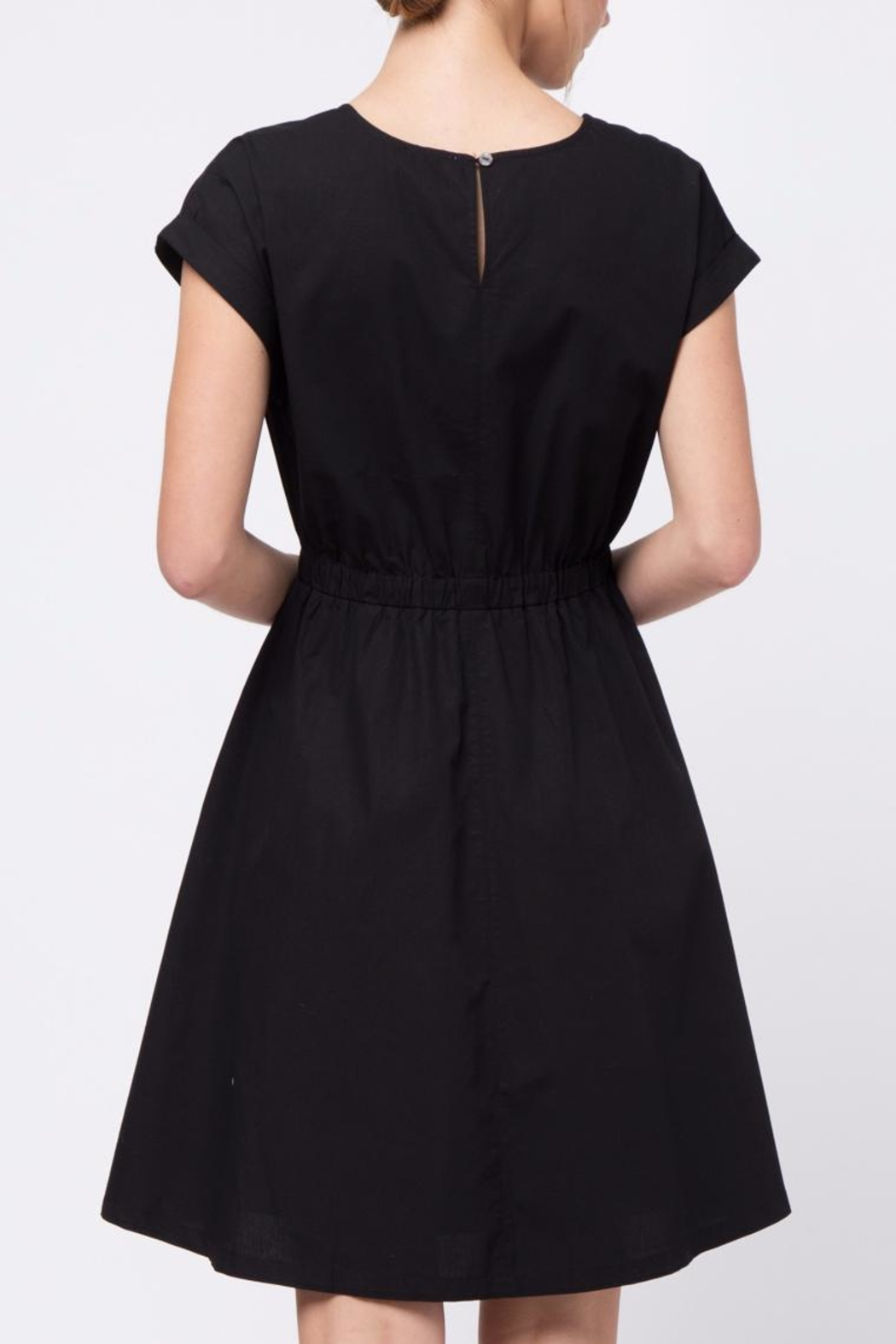 Movint Domal Sleeve Dress - Front Full Image