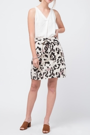 Movint Double Layer Linen Skirt - Other