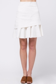 Movint Double Layered Detailed Skirt - Product Mini Image