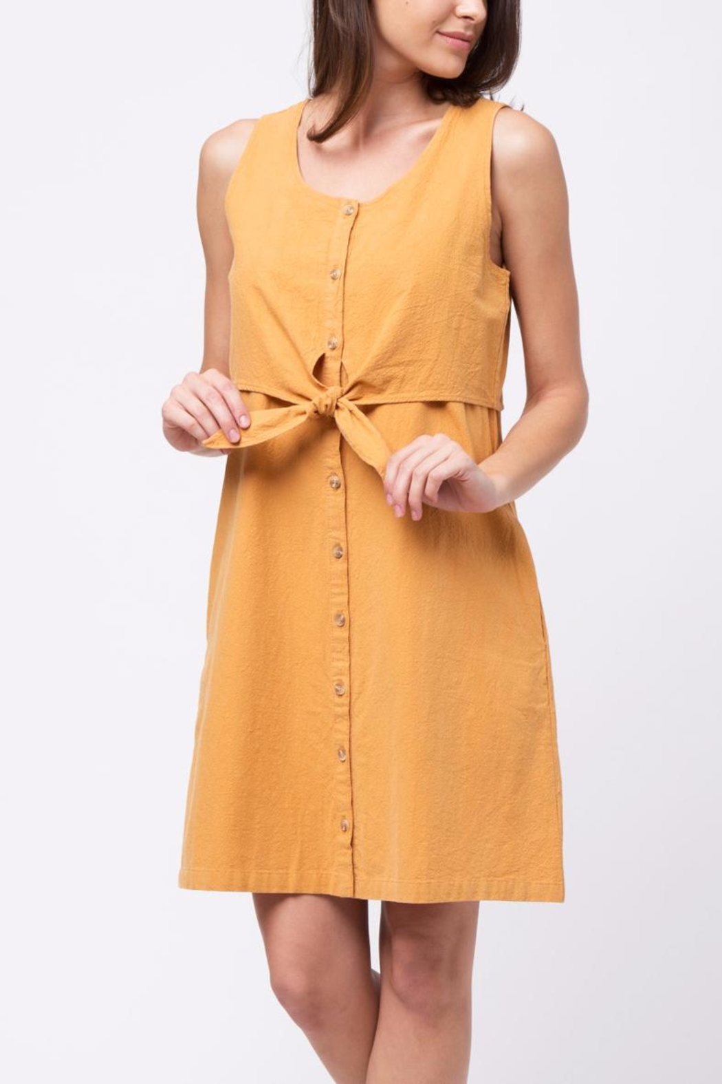 Movint Double Layered Top Dress - Main Image