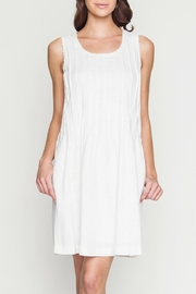 Movint Dress With Pintuck Detail - Front cropped