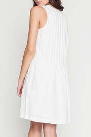 Movint Dress With Pintuck Detail - Side cropped