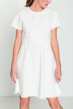 Movint Dress With Waist Pleats - Product List Image