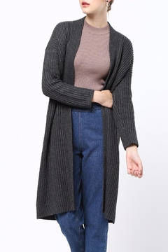 Shoptiques Product: Drop Shoulder Cardigan
