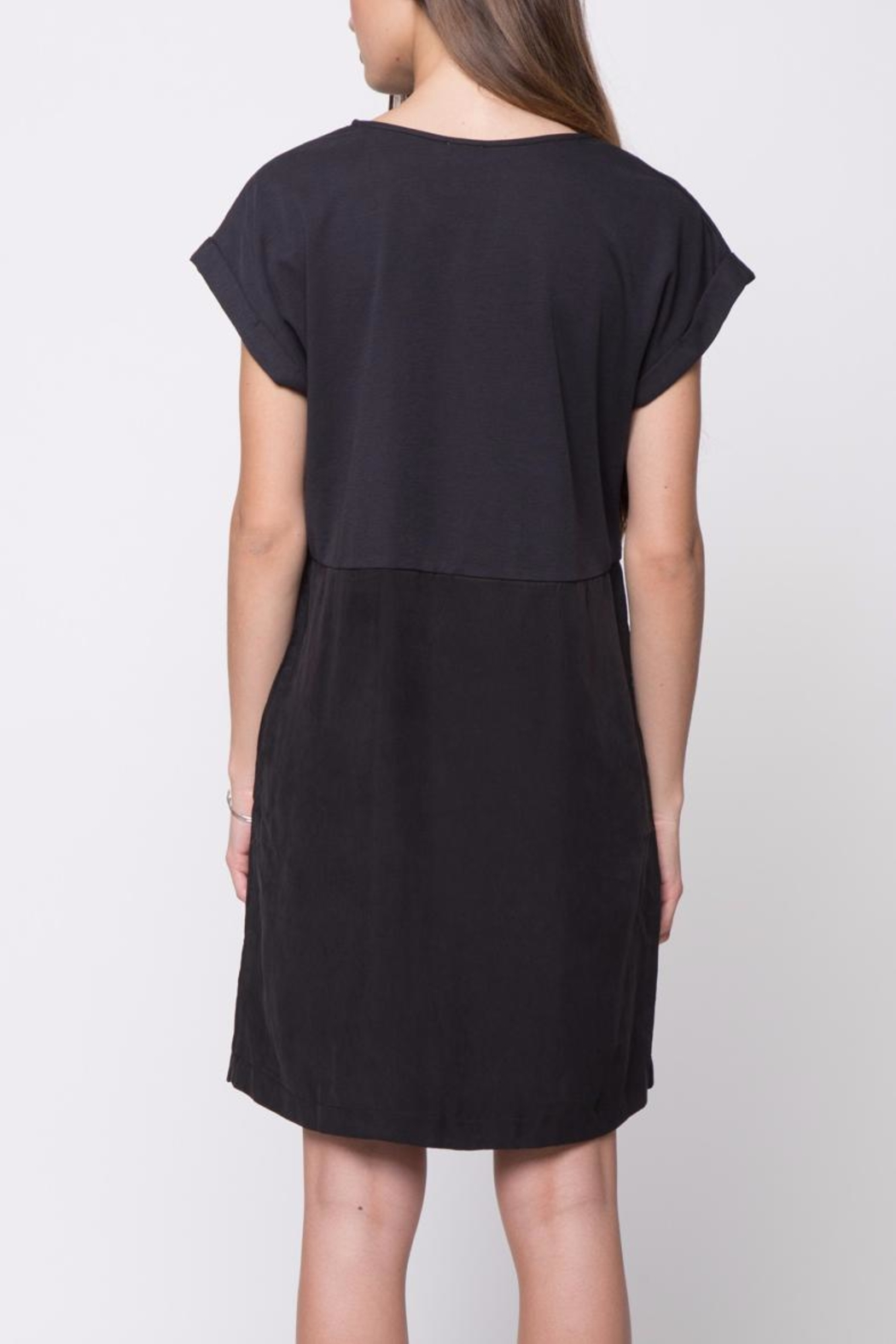 Movint Drop Shoulder Dress - Front Full Image