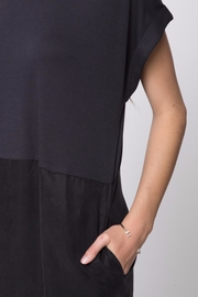 Movint Drop Shoulder Dress - Back cropped
