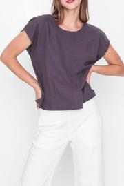 Movint Drop Shoulder Top - Front cropped