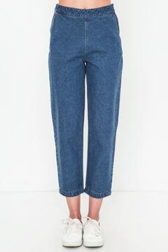 Shoptiques Product: Straight Cut Ankle Pants