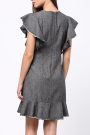 Movint Flutter Sleeved Dress - Front full body