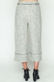 Movint Frayed Hem Pants - Side cropped