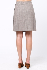 Movint Front Button Down Skirt - Front full body