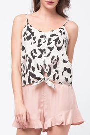 Movint Front Knot Detailed Cami - Product Mini Image