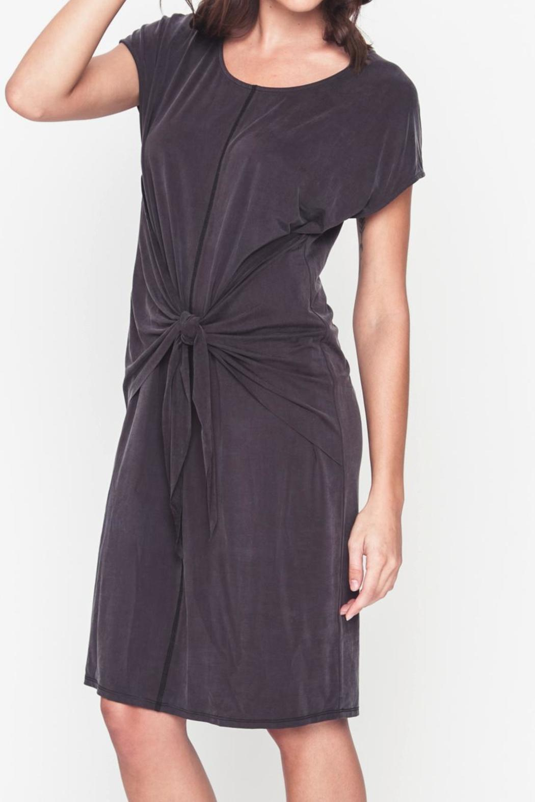 Movint Front Knot Dress - Main Image