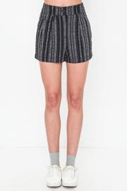 Movint Black High-Waist Short - Product Mini Image