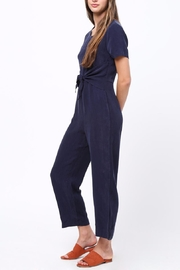 Movint Front Tie Detailed Jumpsuit - Side cropped