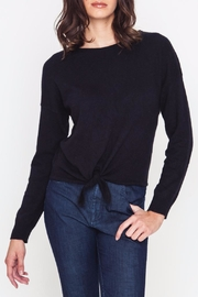 Movint Front Tie Sweater - Front full body