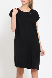 Movint Front Twist Dress - Front cropped
