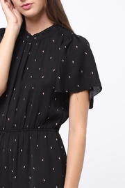 Movint Fuffled Sleeve Jumpsuit - Back cropped