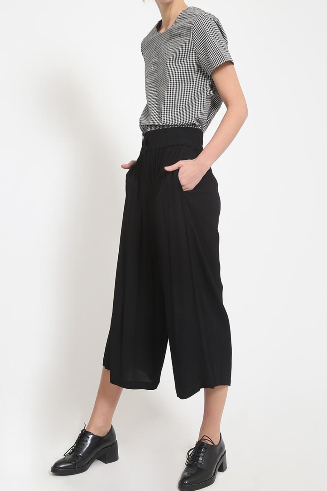 Movint Gaucho Culottes - Front Full Image