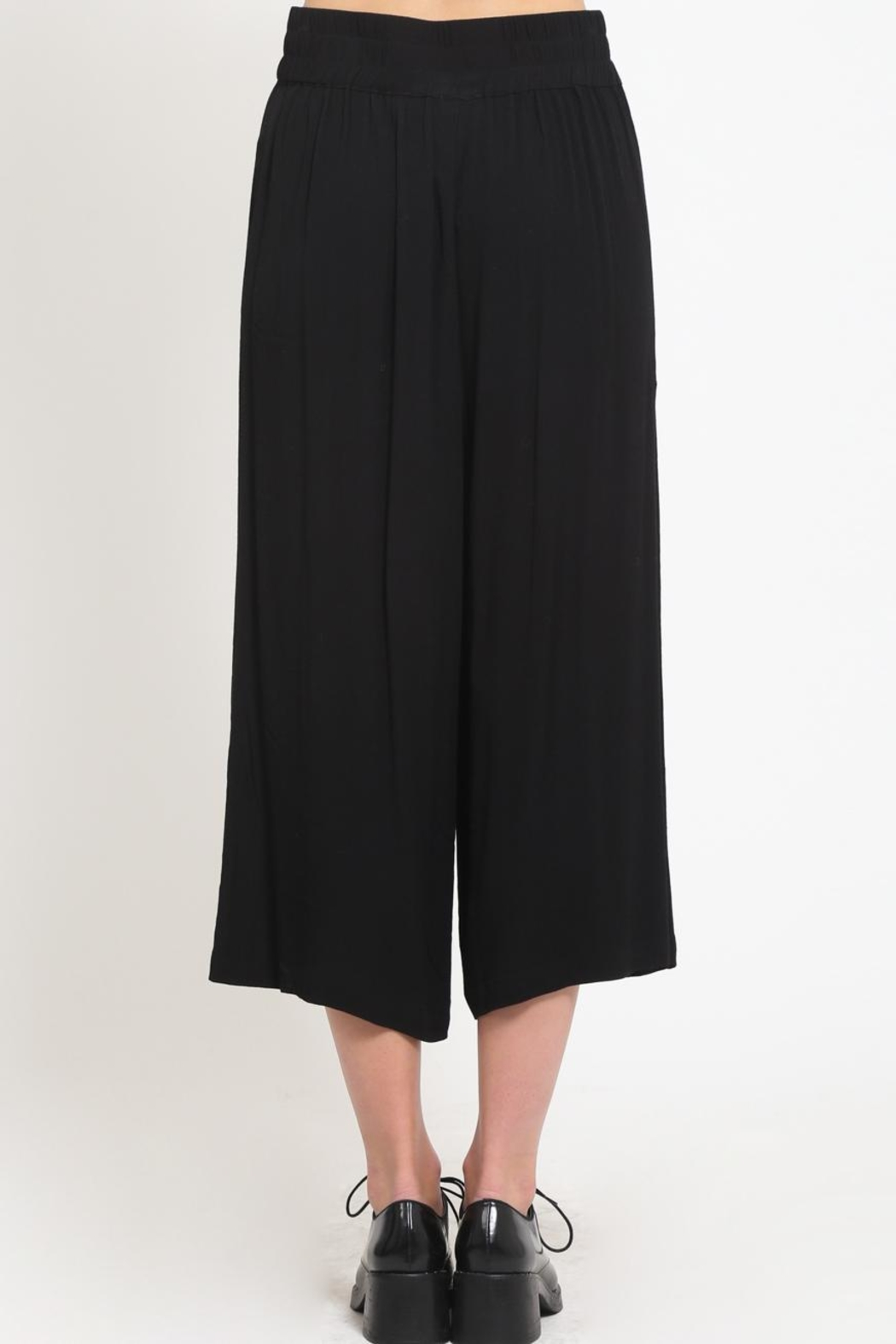 Movint Gaucho Culottes - Side Cropped Image